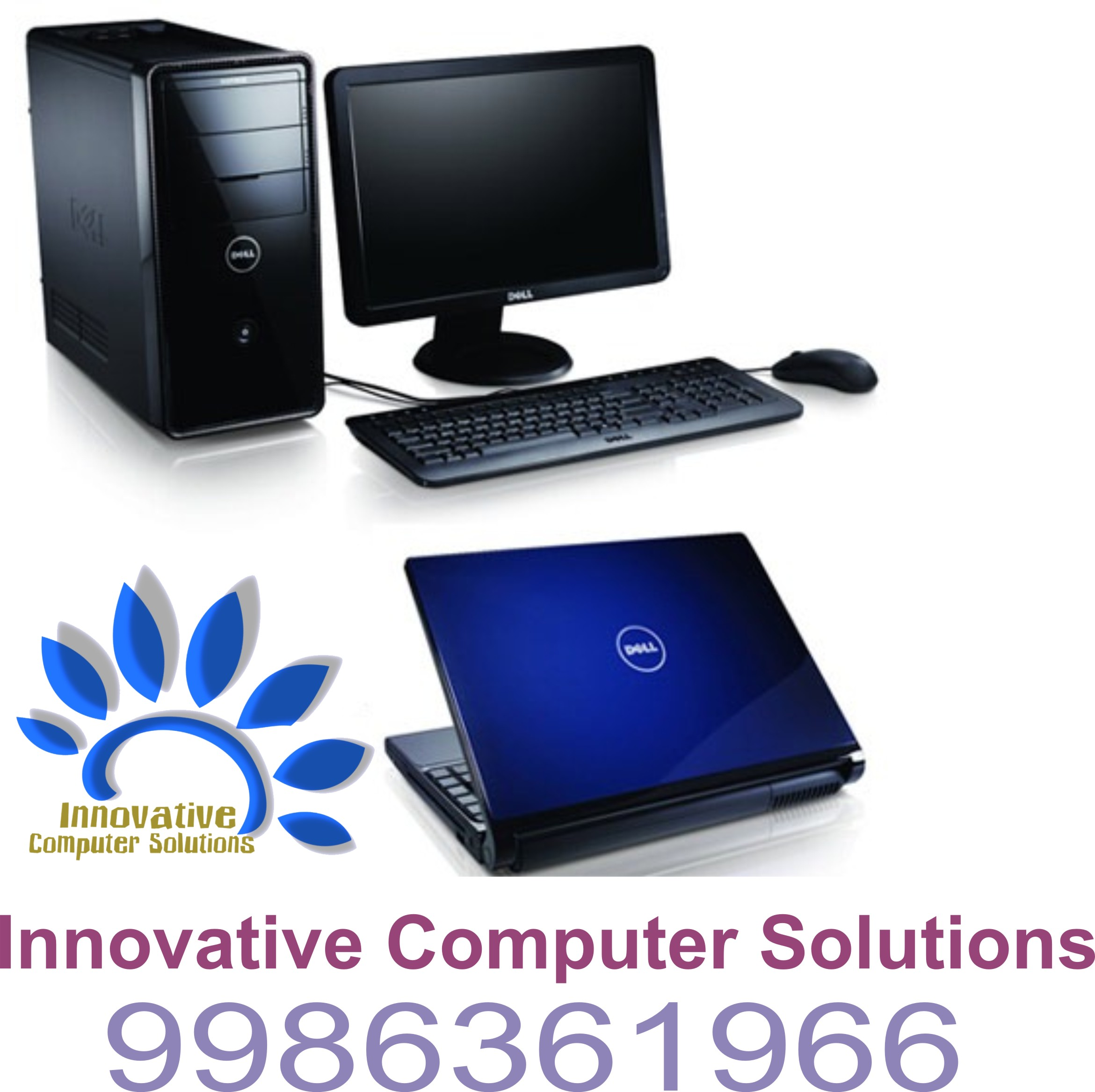 Laptop Computer Repair Services in Bangalore