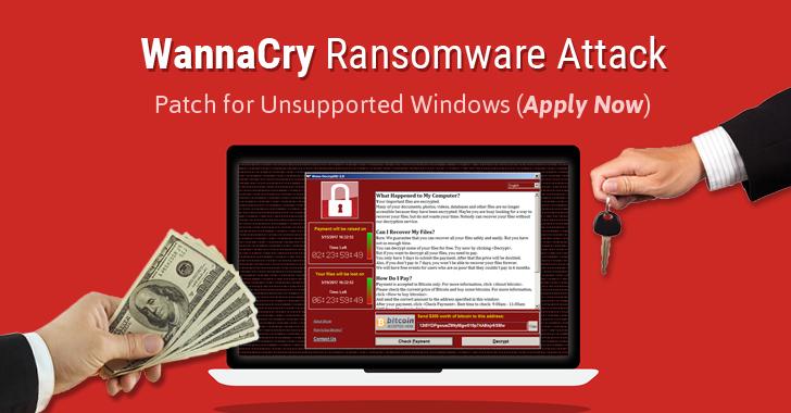 WannaCry Ransomware Attack – Malware/Virus/Programme