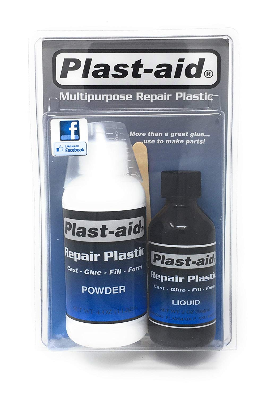 Plast-aid Laptop Body Repair Kit & Fabrication Powder